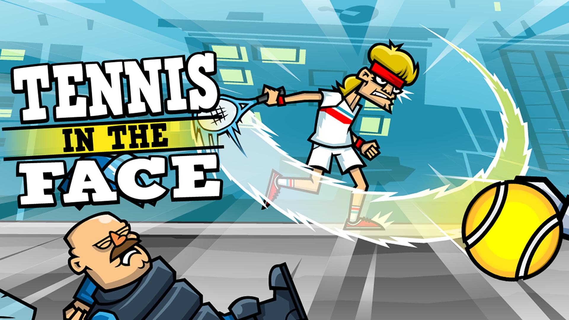 Tennis in the Face screenshot 11