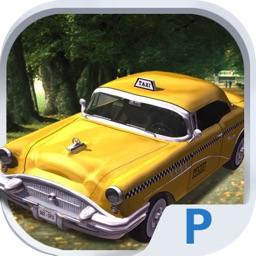 Taxi Driver 3D Cab Parking