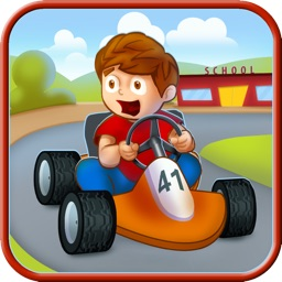 Free Kids Racing Game