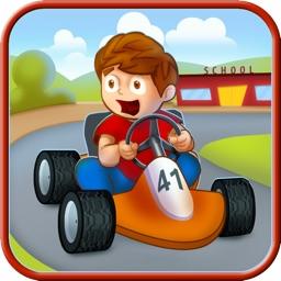 Free Kids Racing Game