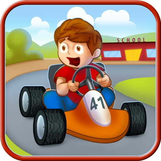 Бесплатные гонки Детские игры