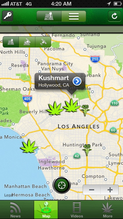 Cannabis News Pro screenshot-3