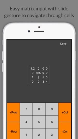 Matrix Calculator + —Lite Version on the App Store