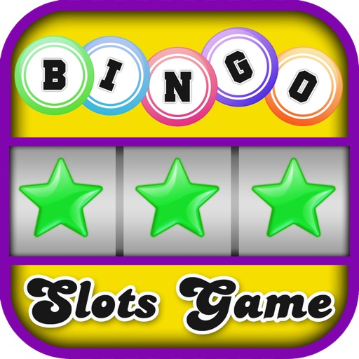 Bingo Slots Machine icon