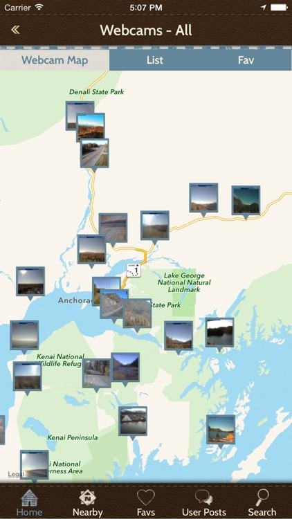 The Alaska App screenshot-3