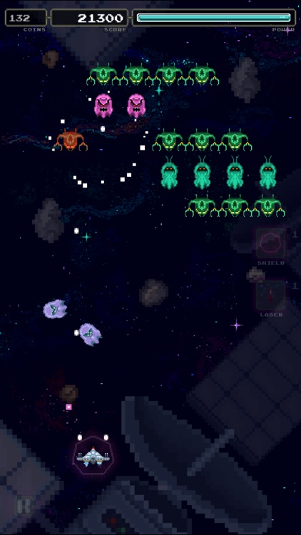 Galactic Nemesis screenshot-1