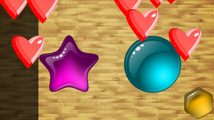 Shapes and Colors for Toddlers : help your child to develop fine motor skills ! screenshot-3