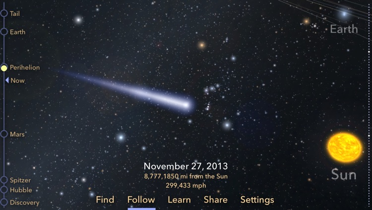 Comet ISON screenshot-2