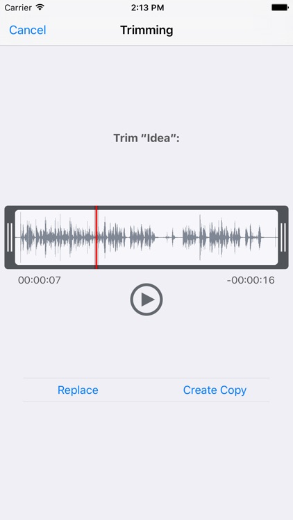 You Record — Capture voice memos or any audio recording quickly and easily screenshot-3
