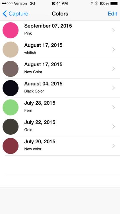 Palette Pro - Color Capture for Designers