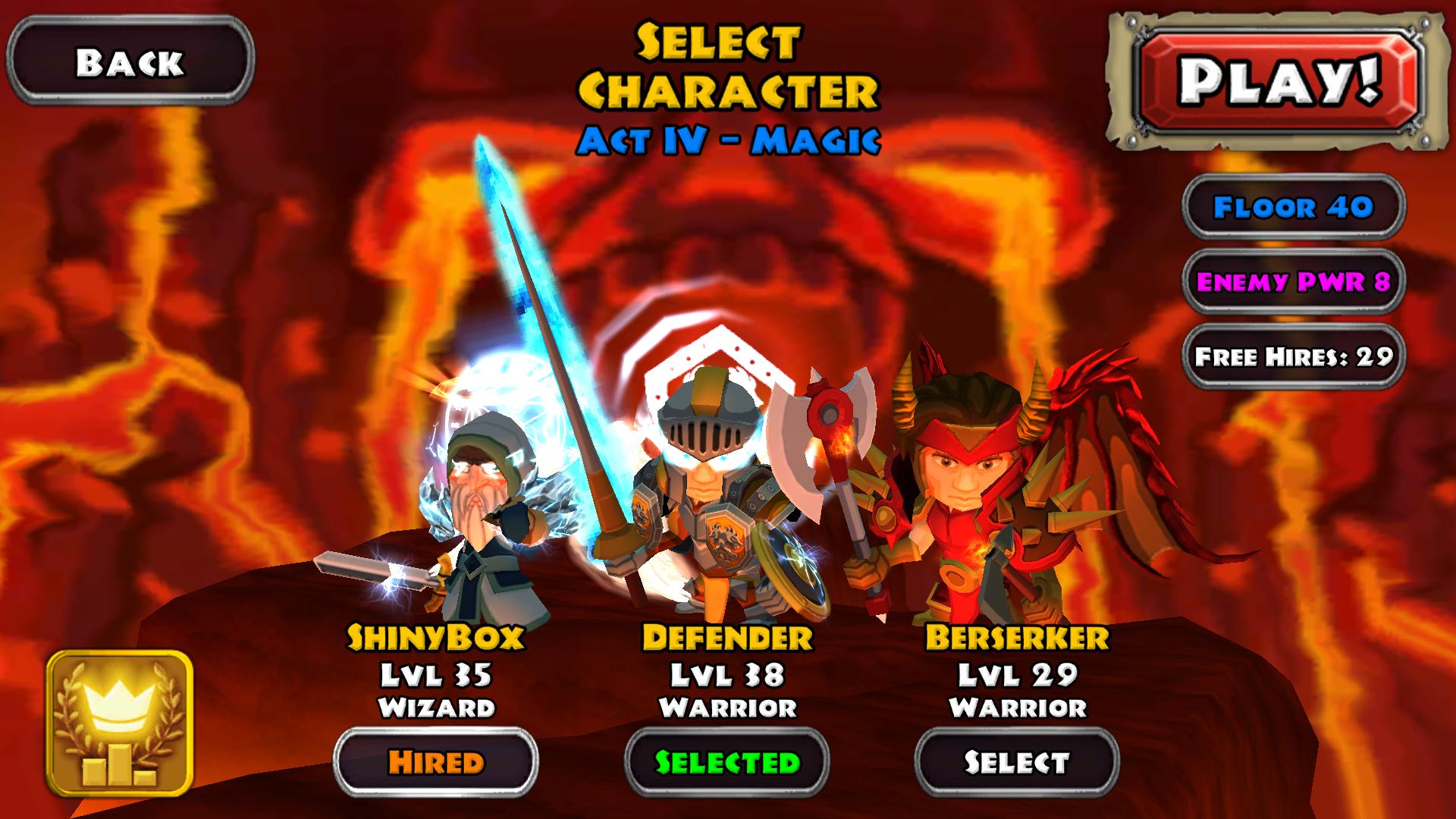 Dungeon Quest screenshot 11
