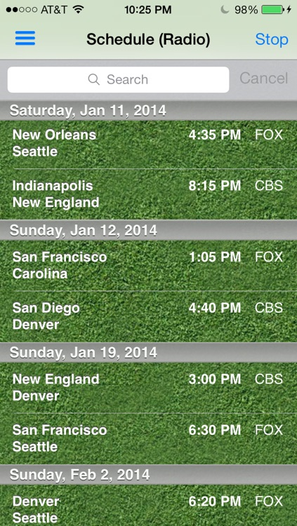 Pro Football Radio Live - News, Scores, Schedule & Highlights