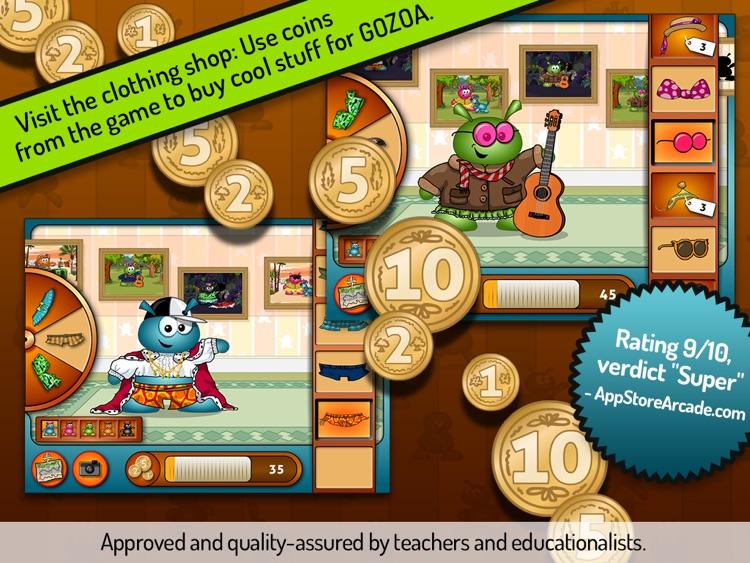 GOZOA - Play & learn math lite screenshot-4
