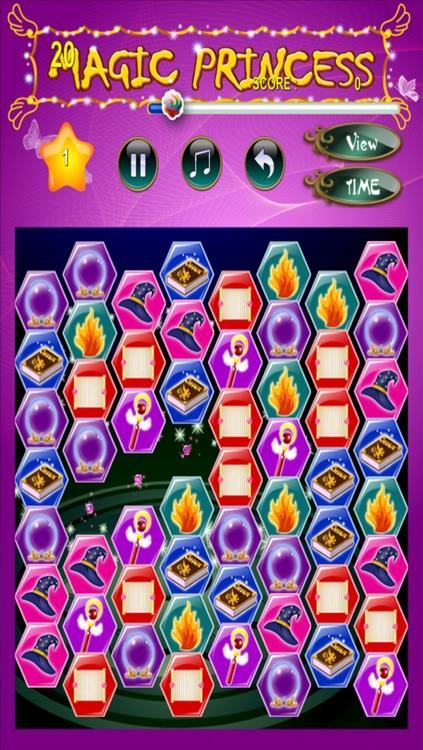 Secret Princess Crush - Match 3 Magic Candy Treats Free Game by Games For Girls, LLC screenshot-3