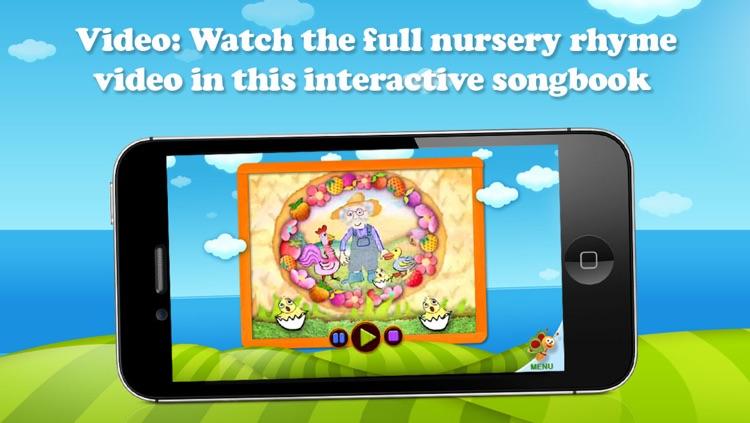 Old MacDonald Song Book – by BabyTV screenshot-4