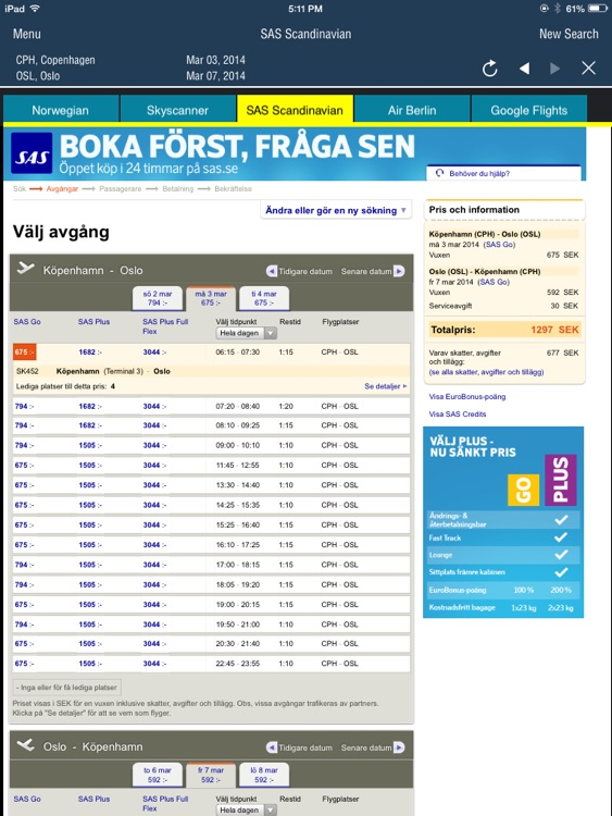 Copenhagen Airport +Flight Tracker CPH screenshot-4