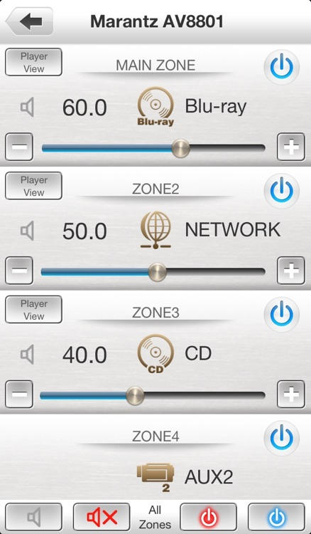 Marantz Remote App screenshot-3