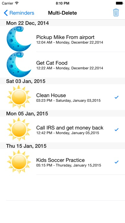 Reminder Plus To-Do List - Tasks for iPhone, iPad, iPod & Watch screenshot-3