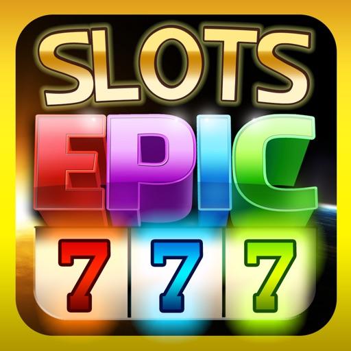 Slots HD - Epic Challenge