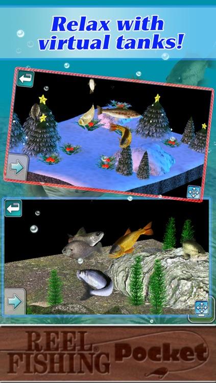 Reel Fishing Pocket screenshot-4