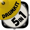 DrumKit 5 in 1 - iPhoneアプリ