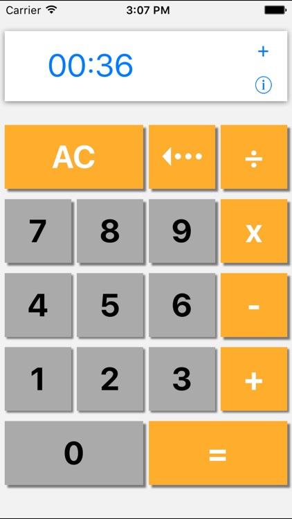 Hours & Minutes Calculator screenshot-3