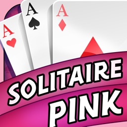 A Solitaire Pink Free Card Game