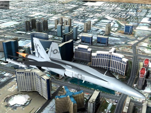 Скачать игру Flight Unlimited Las Vegas - Flight Simulator