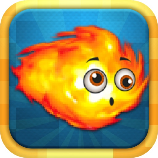 A Flappy Flame Pyro Dude icon