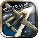 World War Two 3D flight sim icon
