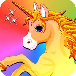 Princess Pony Match - FREE Jewel Matching Game