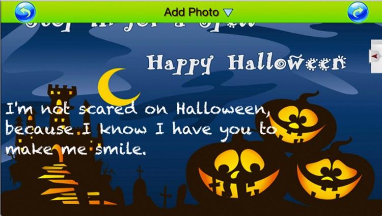 Best Halloween eCards - Design and Send Halloween Greeting Cards screenshot-4
