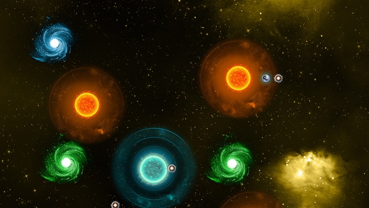 Space Leap : A hypnotic & soothing ambient experience to amaze! screenshot-0