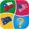 Word Pic Quiz World Flags - the ultimate flag naming trivia game