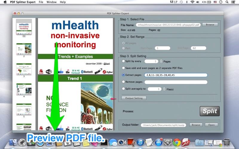 PDF Splitter Expert