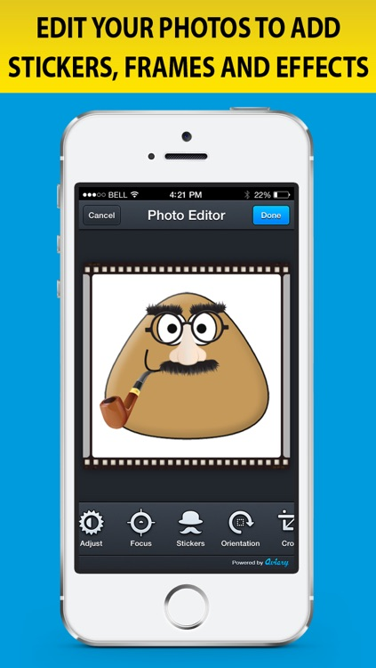 Social Pet for Pou screenshot-3
