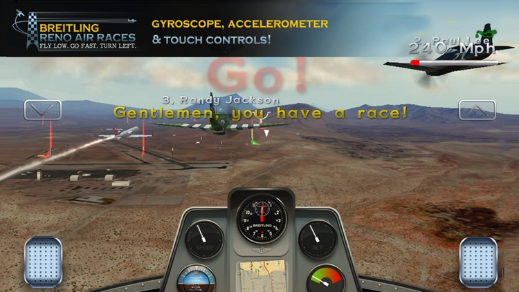 Breitling Reno Air Races The Game screenshot-2