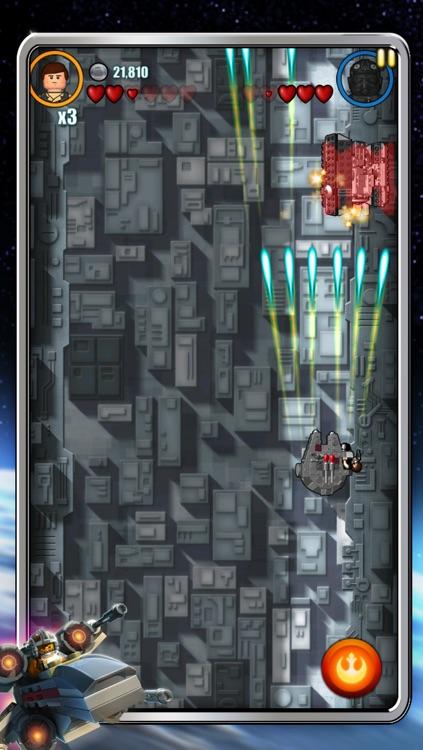 LEGO® Star Wars™:  Microfighters screenshot-4