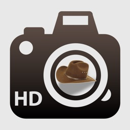 Cam++ Wild West Photo Frames HD