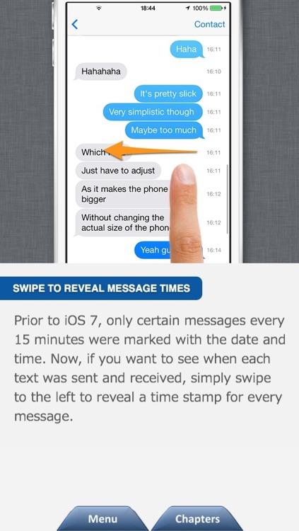 Secrets for iPod Touch Lite - Tips & Tricks screenshot-4