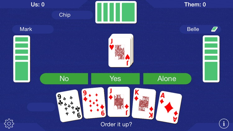 Euchre Night (featuring Dirty Clubs) screenshot-3