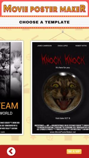 Movie Poster Maker - Poster Maker Lab und Designer im App Store