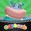 Cartoob Animal Bunch for iPad, photo and video tool, create your own cartoons