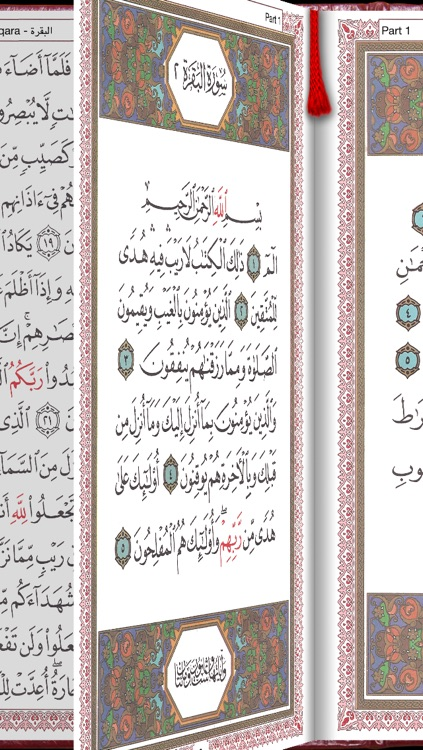 Quran Memorizer - The Holy Quran: Read, Memorize, Search, Translate, and Play Audio.