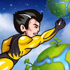 Activities of Super Hero Action Man - Best Fun Adventure Race to the Planets Game