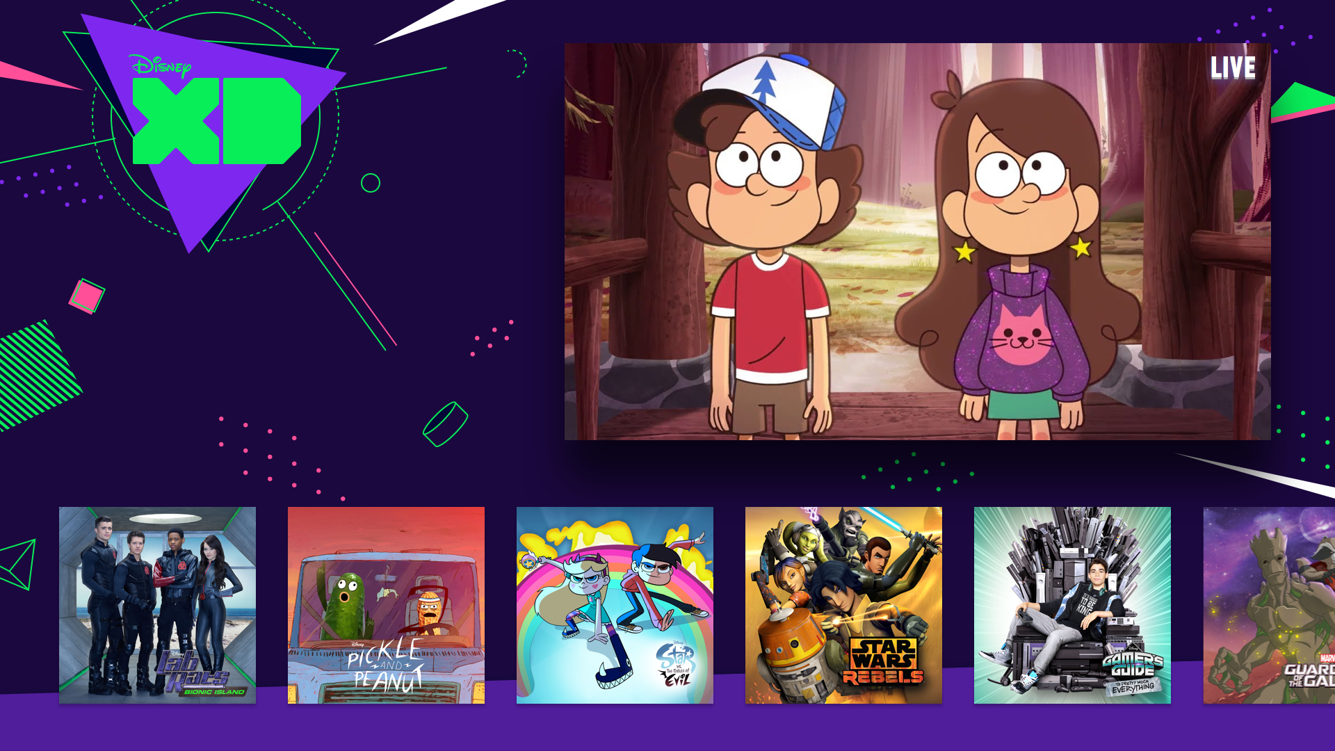 Disney XD – Watch Full Episodes, Movies & Live TV screenshot 9