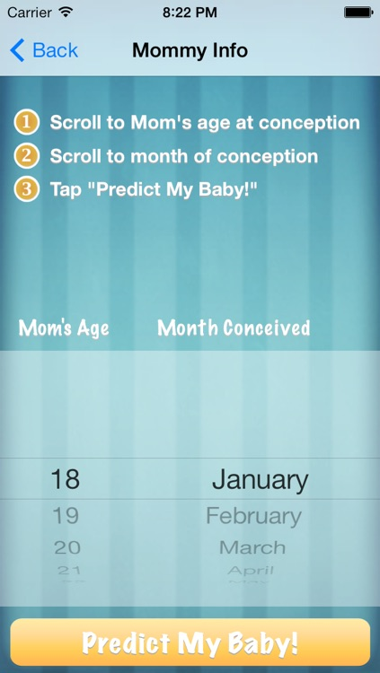 Baby Gender Predictor Universal screenshot-3