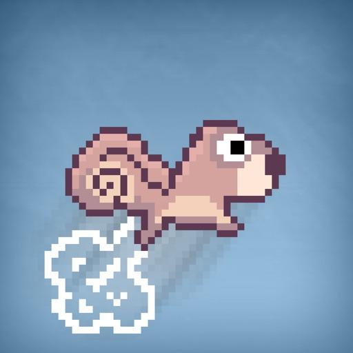 Farty Squirrel