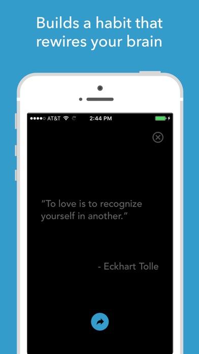 Gratitude Journal ~ the original! screenshot four