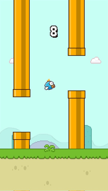 Bouncy Bird - An Impossible Game screenshot-3